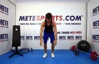 Burpee 3. Seviye (Şınavlı) – Fonksiyonel Fitness Hareketleri