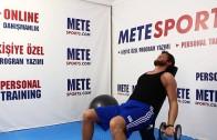 Eğik Sehpada Ön Kol (Biceps) Körl – Vücut Geliştirme Hareketleri