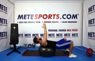 Pilates Topu ile Rus Tvisti – Pilates Hareketleri