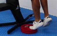 Vücut Geliştirme Hareketleri – Tek Dambıl Alt Baldır (Calf) Pres