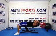 Yatarak Alna Triceps (Arka Kol) – Vücut Geliştirme Egzersizleri