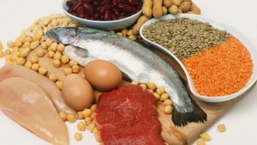 Protein ihtiyacı günlük