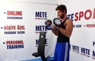 Bileği Çevirerek Dambıl Körl – 'TÜM' Biceps Egzersizleri
