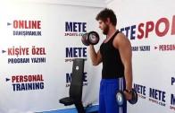 Bileği Çevirerek Dönüşümlü Dambıl Körl – En 'TAM' Biceps Egzersizleri