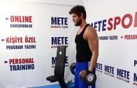 Dönüşümlü Dambıl Curl – İç Biceps Egzersizi