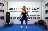 Dambıl Yana Açış + Çökme – Omuz + Bacak Geliştirme Egzersizleri
