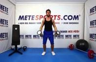 DB Çökme + Körl + Pres + Triceps Açma – Full Contact :)