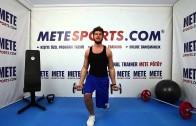 DB Öne Adımlama + Biceps Körl – Kol ve Bacak Kası Geliştirme Hareketleri