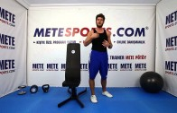 Esnetme Hareketleri – Stretching – Açma Germe Egzersizleri
