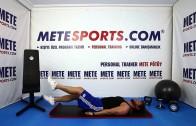Makas – Karın ve Bacak Egzersizi